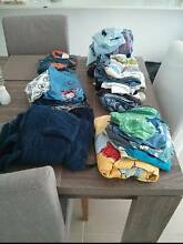 Size 5 years Boys Summer Winter Outfits Bulk Lot Bundle 43 pieces Peregian Beach Noosa Area Preview