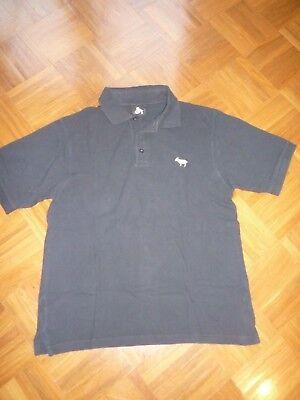 1FC Köln Fan Shirt Polo schwarz Stickerei Hennes Größe M Shirt-polo-schwarz