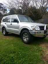 2004 mitisbushi Pajaro 7seater $7450.00 Muswellbrook Muswellbrook Area Preview