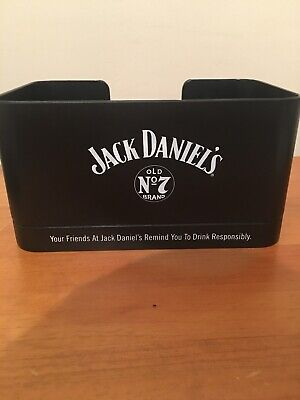 Jack Daniels Bar / Desk Caddy / Home Bar / Man Cave