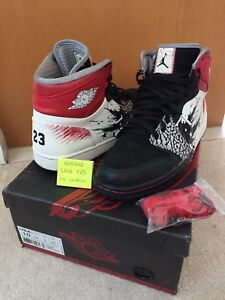 AVAILABLE Nike Air Jordan 1 Dave White (details are in the ad)