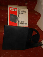 Schneider Automatic Case & Plastic Reel To Reel Empty Spool 8, -  - ebay.co.uk