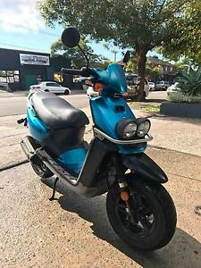 2007 Yamaha Bee Wee (YW100) Brookvale Manly Area Preview