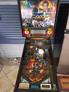 Pinball Machine Mundijong Serpentine Area Preview
