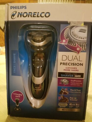 Philips Norelco Powertouch Rechargeable Cordless Razor PT734