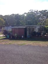 Onsite Caravan at Minnie Waters Grafton Clarence Valley Preview