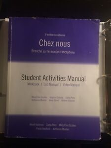 Chez Nous French Textbook MSVU