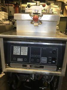 henny penny pressure fryer ,Kentucky fried machine, Kuroma ,chicken fryer , SFC