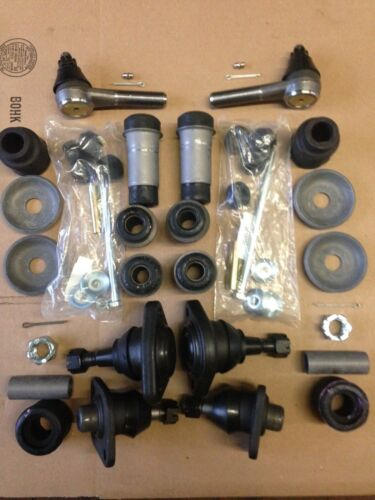 Lincoln Continental 61-65 Performance Rubber Suspension Rebuild Kit - Front End