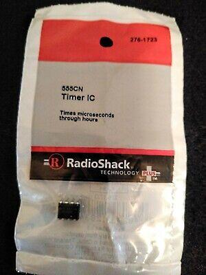 555cn Timer Ic - Radioshack 276-1723