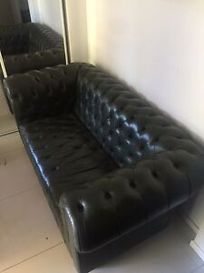 2 seater Chesterfield lounge Maroochydore Maroochydore Area Preview