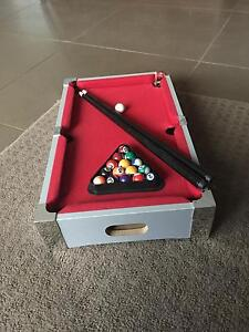 Mini Pool Table Paralowie Salisbury Area Preview