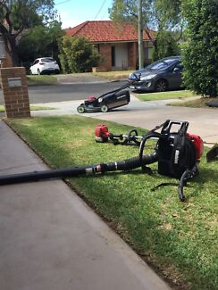 lawn mowing and land care service Wetherill park