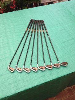 Taylormade golf clubs iron set *great condn* Duncraig Joondalup Area Preview