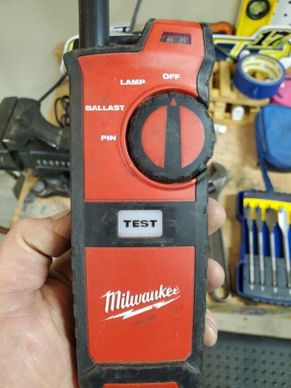 Milwaukee Florencent Light Tester