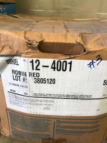 #3 Robin Red Corvel Powder Coating Paint - New 1LB