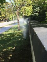 Lawn Sprinkler Blow out. Winterization 519-259-3531