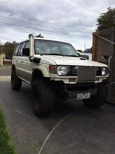 2.8 turbo diesel 4x4 Pajero swaps for 450 dirt bike !! Sunshine Brimbank Area Preview