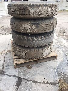 10.00x20 tires and rims