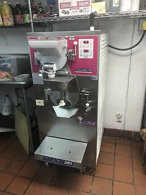 Coldelite 3001 Commercial Gelato And Sorbe Machine