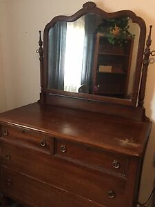 Edwardian/ Victorian Bedroom Furniture