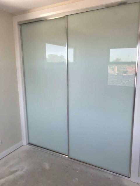 Sliding Wardrobe Doors - Color Frosted Glass & Other Ads from Instyle Glass | Gumtree Australia