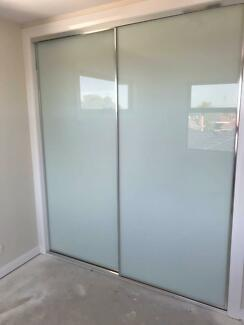 Sliding Wardrobe Doors - Color Frosted Glass & Sliding Wardrobe doors. | Building Materials | Gumtree Australia ...