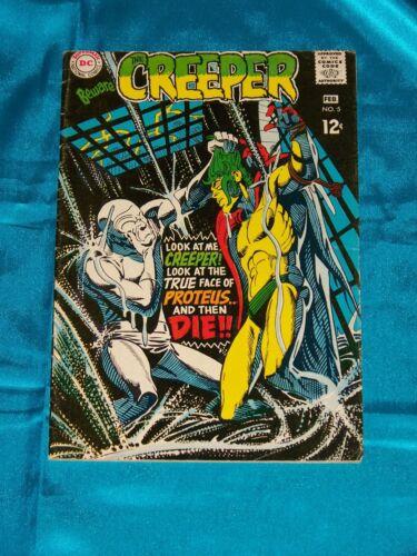 BEWARE THE CREEPER! # 5, Feb. 1969, STEVE DITKO ART, FINE - VERY FINE Condition