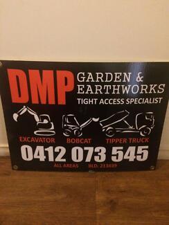 DMP Garden and Earthworks