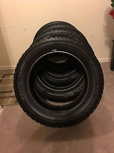 WINTER TIRES 215 55 R16