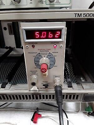 Tektronix Dc 504 Counter Timer