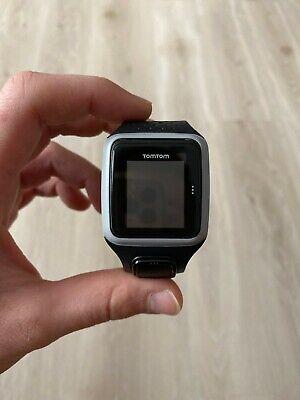 TomTom Runner Multi-Sport GPS Fitness Running Watch Model 8RS00 - Black/Grey