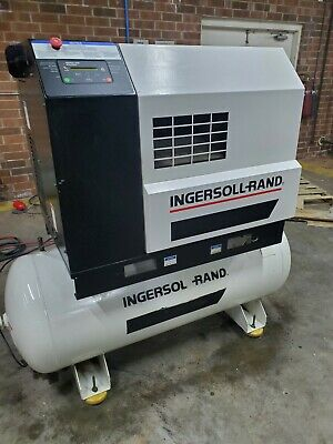 Air Compressor Rotary Screw Ingersoll Rand Ssr-ep25