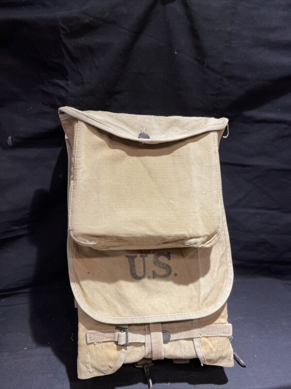 WWI Haversack Dated 1917 MINT This is one of our better items