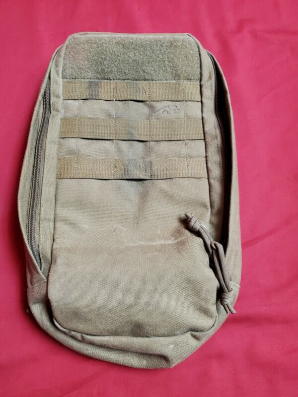 TASMANIAN TIGER Upright Sustainment Pouch Coyote Brown