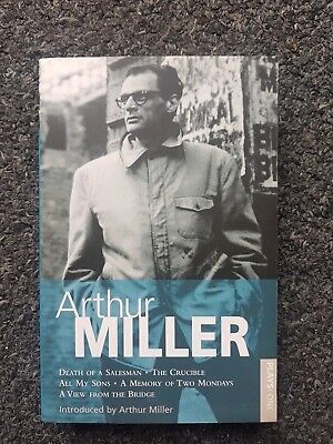 Miller Plays: v.1: All My Sons; Death of a Salesman; The Crucible; A Memory of …