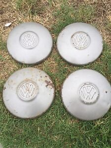 Volkswagen Hub Caps Cooks Hill Newcastle Area Preview