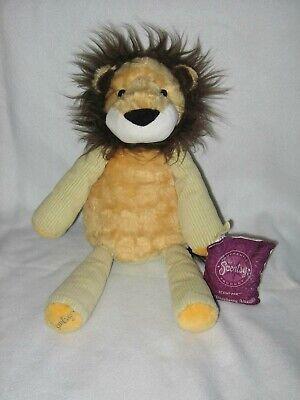 Scentsy Roarbert Lion Plush Stuffed Animal Buddy 15