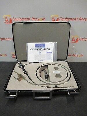 Olympus Cyf-3 Flexible Oes Cystofiberscope Fiber Cystoscope Cysto-nephro Scope