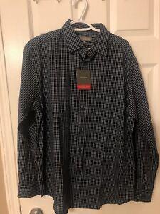 Denver Hayes dress shirt