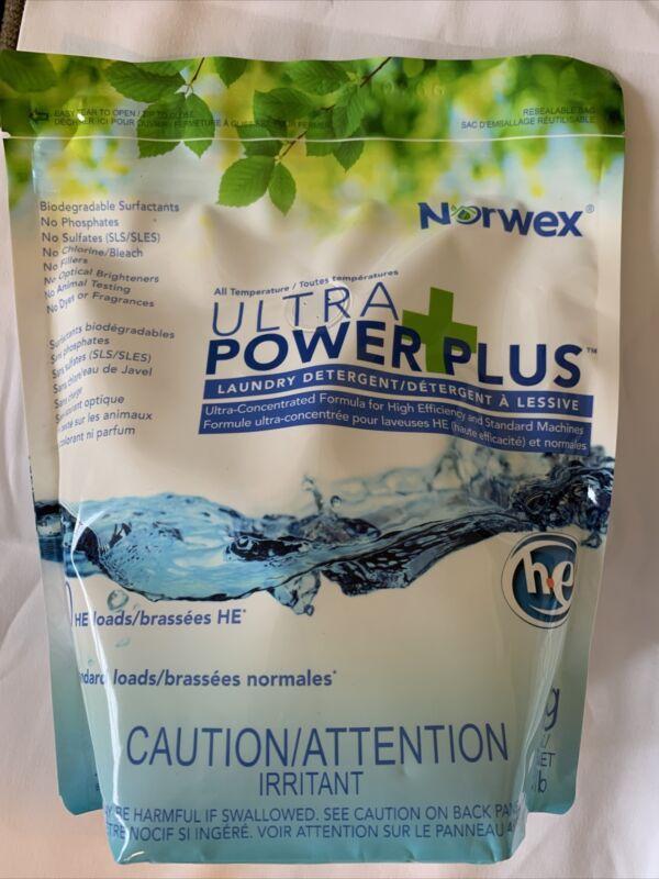 Norwex UPP Ultra Power Plus laundry Detergent 2.2lbs