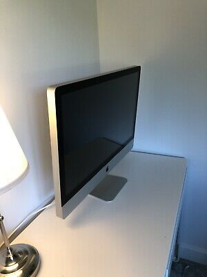 APPLE IMAC 27 INCH A1312-CORE i7 3.4GHz-32GB RAM-1TB SSD & 1TB SATA--10.13 OSX