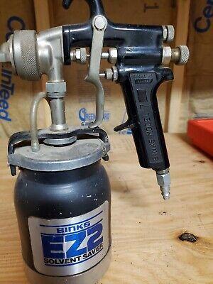 Binks- Model 7 Paint Spray Gun Used