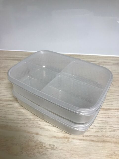 Decor Tellfresh Quarters Food Container 900ml Other Kitchen Dining