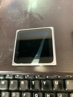 iPod nano 6th generation Silver with 8gb