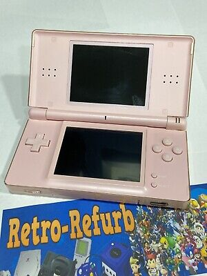 Nintendo DS Lite Handheld System - Pink Console - Fast Free Post