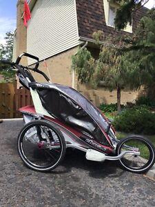 Chariot double de marque CHARIOT CX2