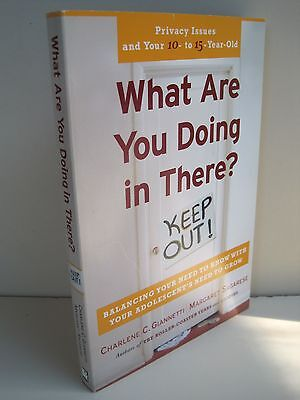 What Are You Doing In There  By Charlene Giannetti   Margaret Sagarese