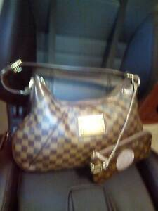 Authentic Louis Vuitton Bag and Wallet and Chain VGC Sydney City Inner Sydney Preview