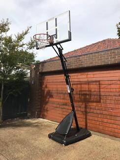 Basketball stand, full sized, adjustable, NBA